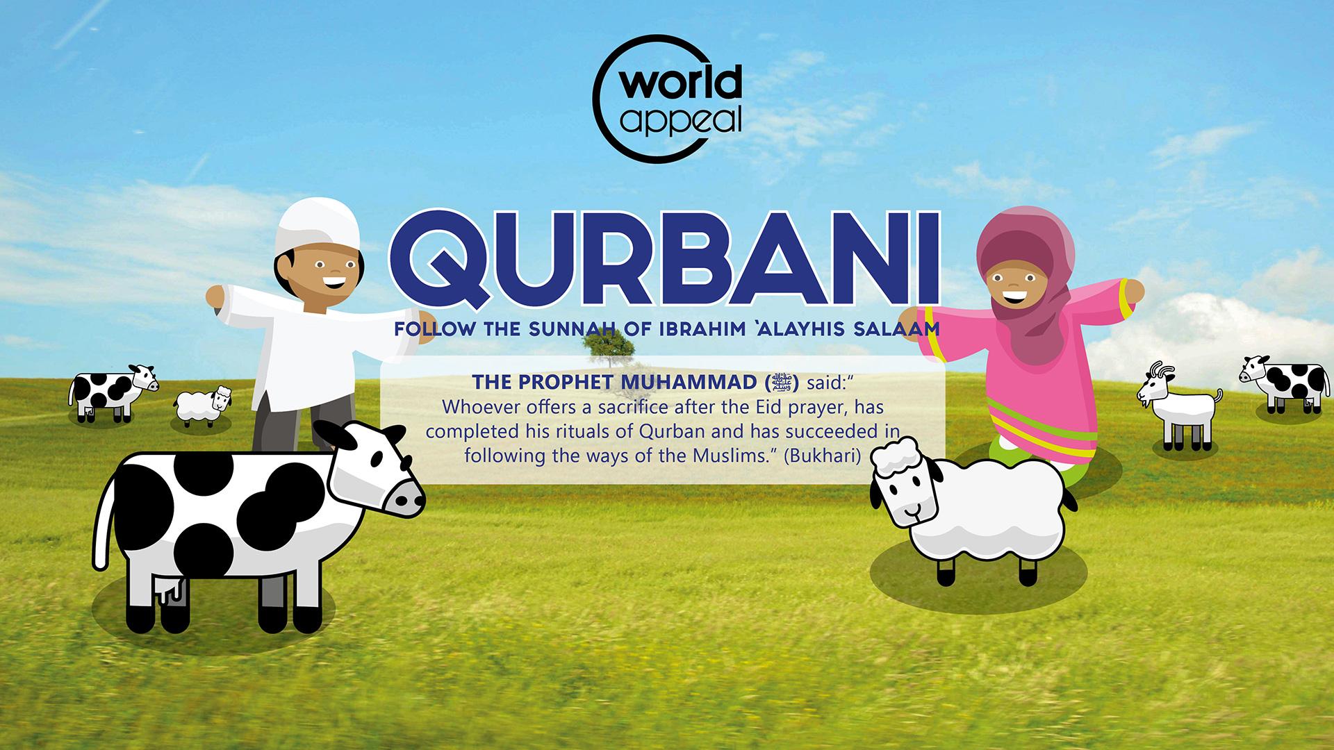 World Appeal - Qurbani Campaign