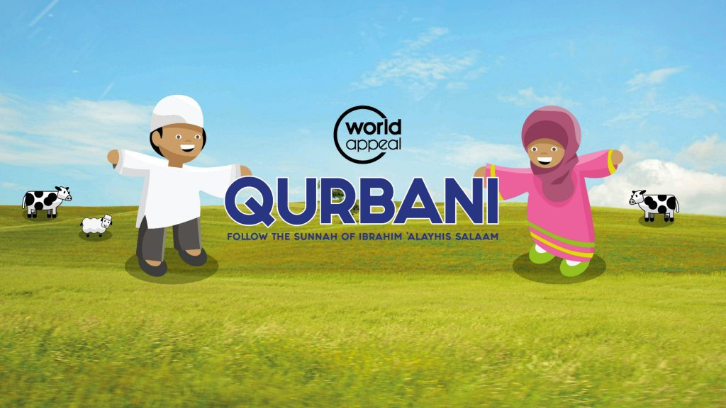 World Appeal Qurbani