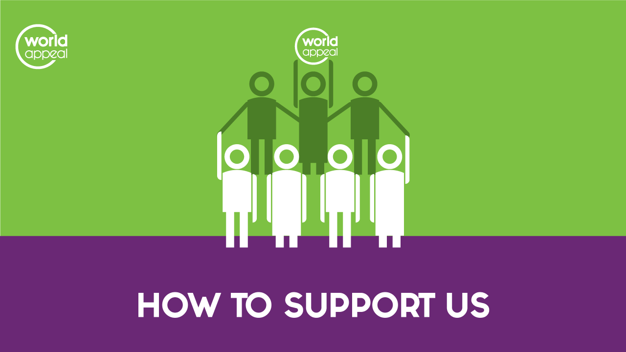 How to Support World Appeal